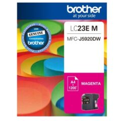 Brother LC-23E Magenta Ink Cartridge