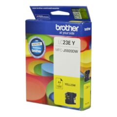 Brother LC-23E Yellow Ink Cartridge