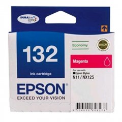 Epson 132 [C13T132392] Magenta Genuine Ink Cartridge
