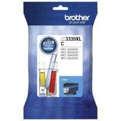 Brother LC-3339XLC Ink Cartridge Cyan