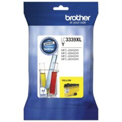 Brother LC-3339XLY Ink Cartridge Yellow