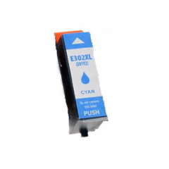 Epson 302HY [C13T01Y292] Cyan Compatible Ink Cartridge