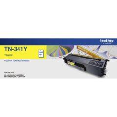 Brother TN-341 Yellow Toner Cartridge