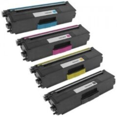 Brother TN-346 Toner Cartridges x 4