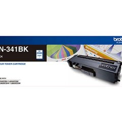 Brother TN-341 Black Toner Cartridge