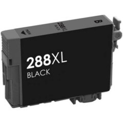 Epson 288XL [C13T306192] Black Compatible Ink Cartridge