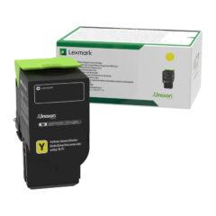 Lexmark C236 Yellow Toner Cartridge