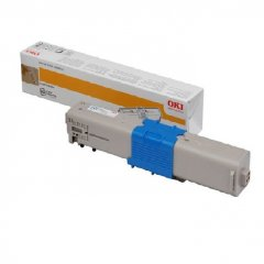 Oki C310 44469757 Cyan Genuine Toner Cartridge