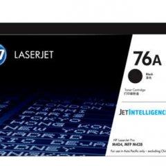 HP 76A CF276A Black Genuine Toner Cartridge