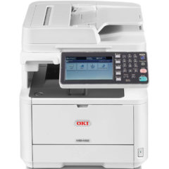 OKI MB492DN Mono Laser Printer