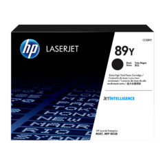 HP 89Y Black Toner Cartridge