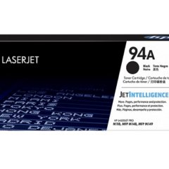 Genuine HP 94A CF294A Black Toner Cartridge
