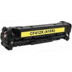 Compatible HP 412X Yellow Toner Cartridge