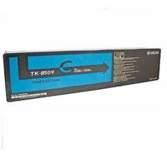 Kyocera TK-8509C Cyan Toner Cartridge