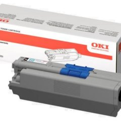 Oki MC363 Black Toner Cartridge