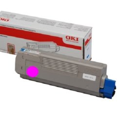 Oki MC363 46508718 Magenta Genuine Toner Cartridge