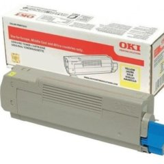 Oki MC363 Yellow Toner Cartridge