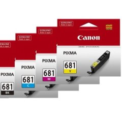Canon CLi-681 Value Pack Ink Cartridges