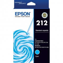 Epson 212 Cyan Ink Cartridge