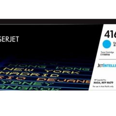 Genuine HP 416A W2041A Cyan Toner Cartridge