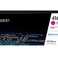 Genuine HP 416X W2043X Magenta Toner Cartridge