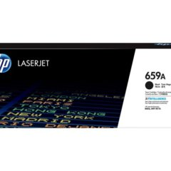 HP 659A Black Toner Cartridge