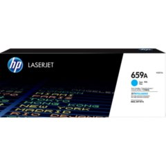 HP 659A Cyan Toner Cartridge
