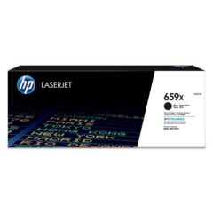 HP 659X Black Toner Cartridge