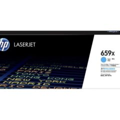 HP 659X Cyan Toner Cartridge