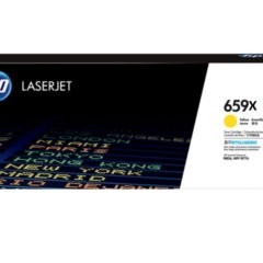 HP 659X Yellow Toner Cartridge