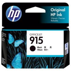 HP 915 Ink Cartridge Black