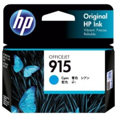 HP 915 Ink Cartridge Cyan