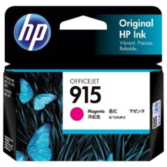 HP 915 Ink Cartridge Magenta