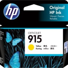 HP 915 Ink Cartridge Yellow