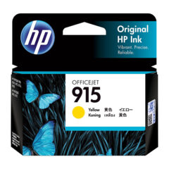 HP 915 Ink Cartridge Yellow