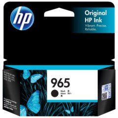 HP 965 Ink Cartridge Black