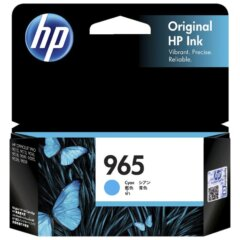HP 965 Ink Cartridge Cyan