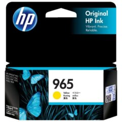 HP 965 Ink Cartridge Yellow