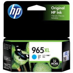 HP 965XL Ink Cartridge Cyan