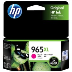 HP 965XL Magenta Ink Cartridge