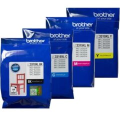 Brother LC-3319XL Combo [4 Pack] Ink Cartridges