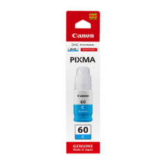 Canon 60 Cyan Ink Bottle