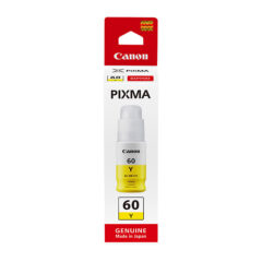 Canon 60 Yellow Ink Bottle