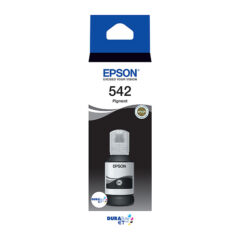 Epson T542 Black Eco Ink Bottle