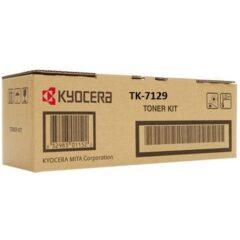 Kyocera TK-7129 Black Toner Cartridge