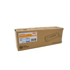 Oki C5650 Cyan Toner Cartridge