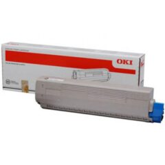 Oki C831 Black Toner Cartridge