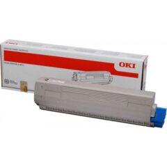 Oki C831 Cyan Toner Cartridge