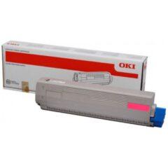 Oki C831 Magenta Toner Cartridge