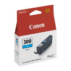 Canon PFI-300C Cyan Ink Tank